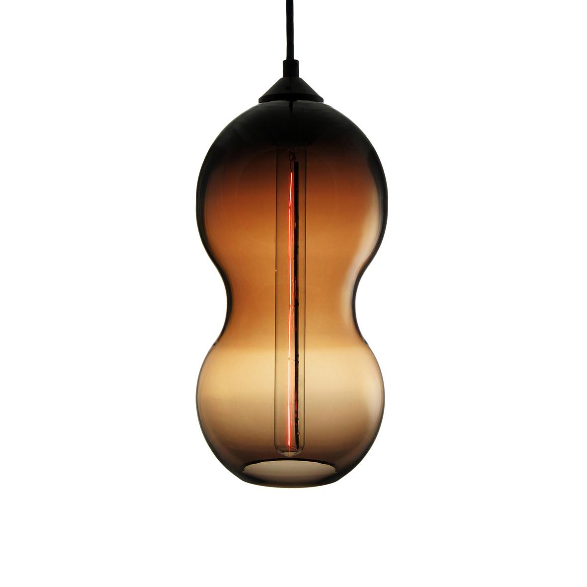 Brown Cacahuate - Luminosa Lighting